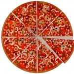 pizza graffiti