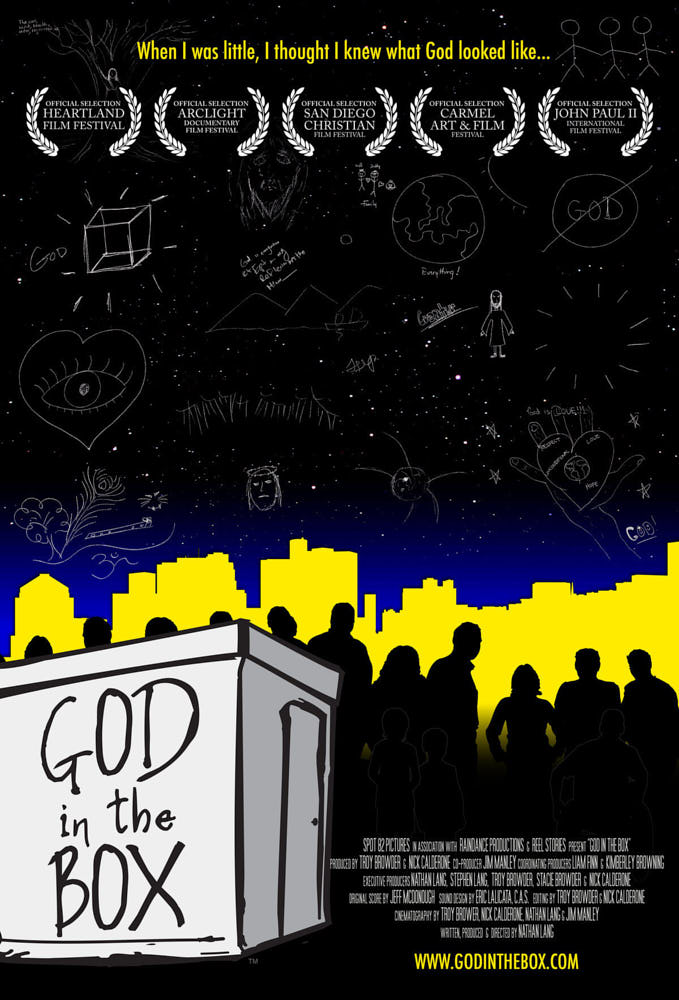 God in the Box Marketing and Outreach