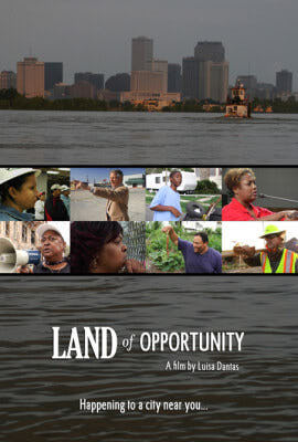 Land of Opportunity Impact Marketing and Outreach
