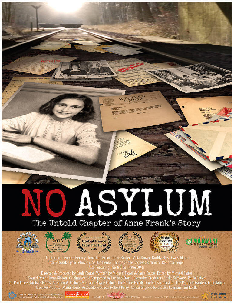 No Asylum Marketing and Outreach