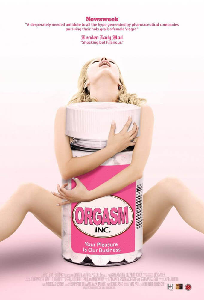 Orgasm Inc Marketing and Outreach