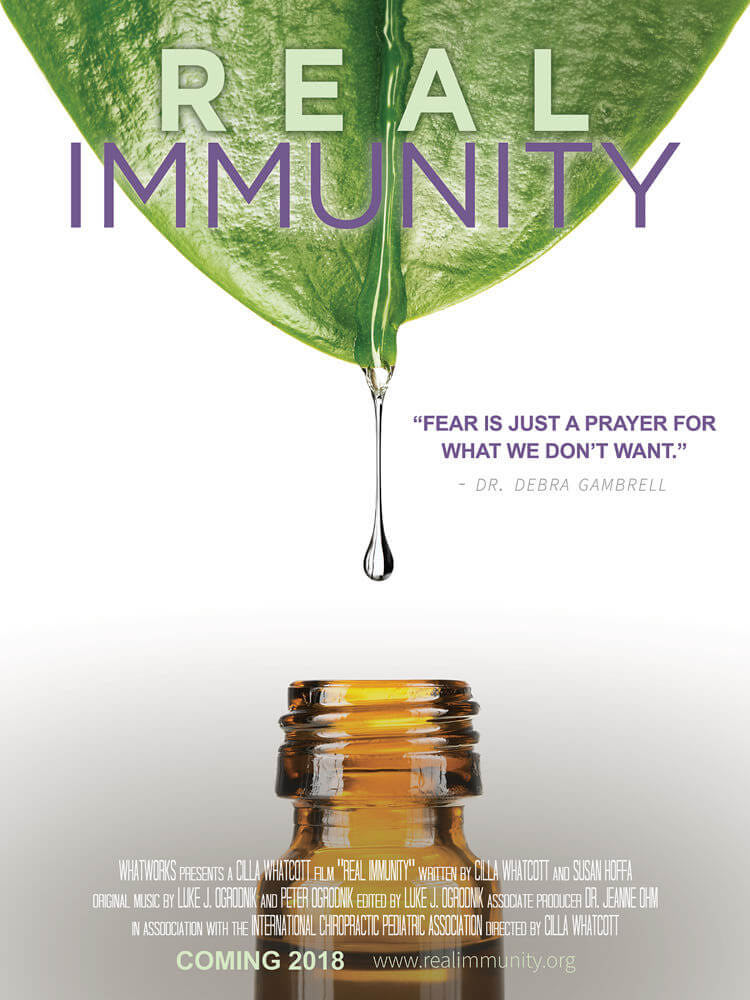 Real Immunity Marketing & Outreach