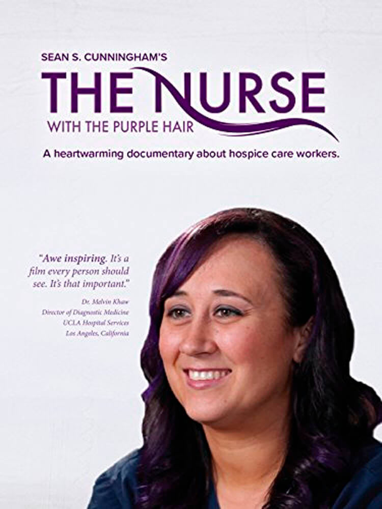 The Nurse with the Purple Hair Marketing & Outreach