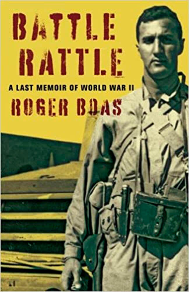 Battle Rattle: A Last Memoir of WWII Social media marketing