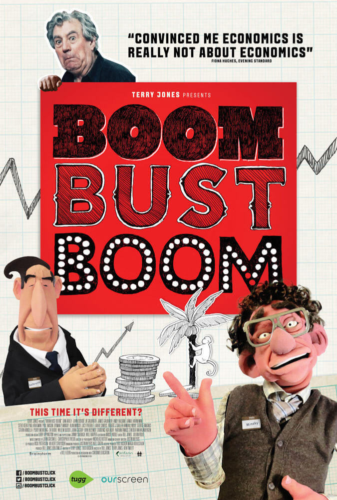 Boom Bust Boom Impact Marketing, Outreach and Distribution