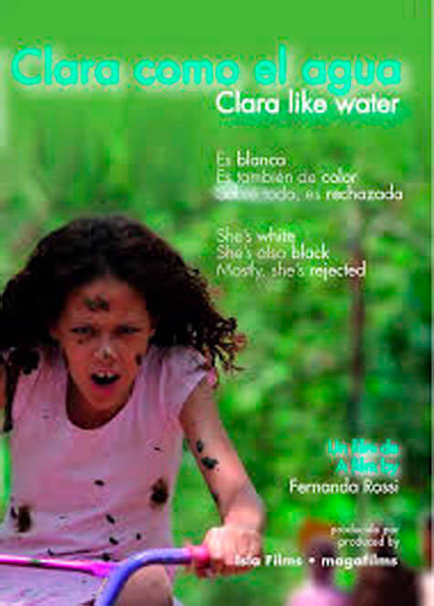 Clara como el agua Event launch