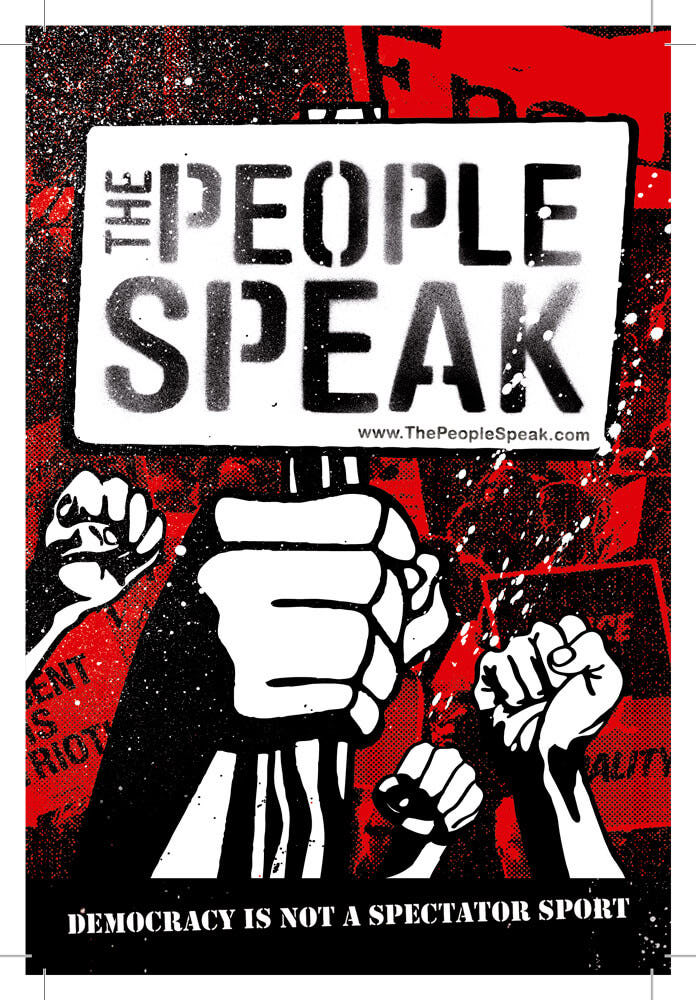 Howard Zinn's The People Speak Impact Marketing, Outreach, Distribution